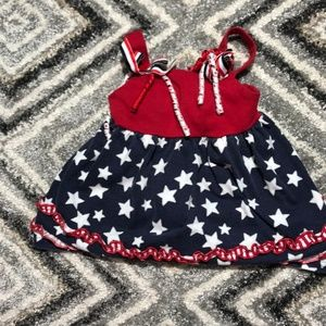 Blueberi Boulevard Matching Sets - Blueberi Boulevard 4th of july outfit 24 months